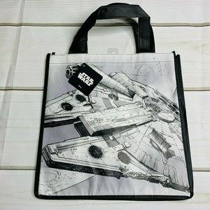 NWT Tote Bag Disney STAR WARS | MILLENIUM FALCON